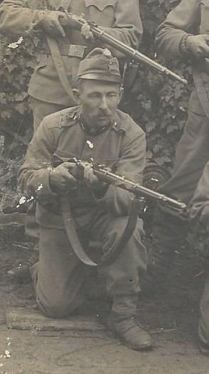 Skalka a I. světová válka
